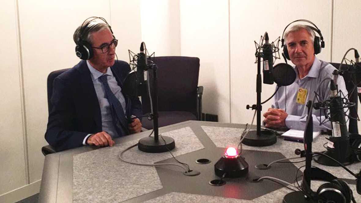 """Europa abierta - Ramón Jáuregui:""""La deuda de Apple con España puede ascender a los 1.000 millones de euros"""" - escuchar ahora"""
