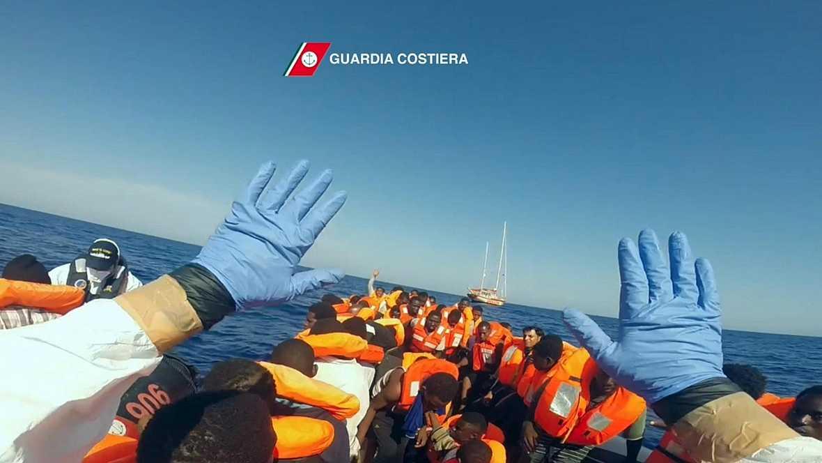 Españoles en la mar - Continúa la tragedia en el Mediterráneo - 15/09/16 - escuchar ahora