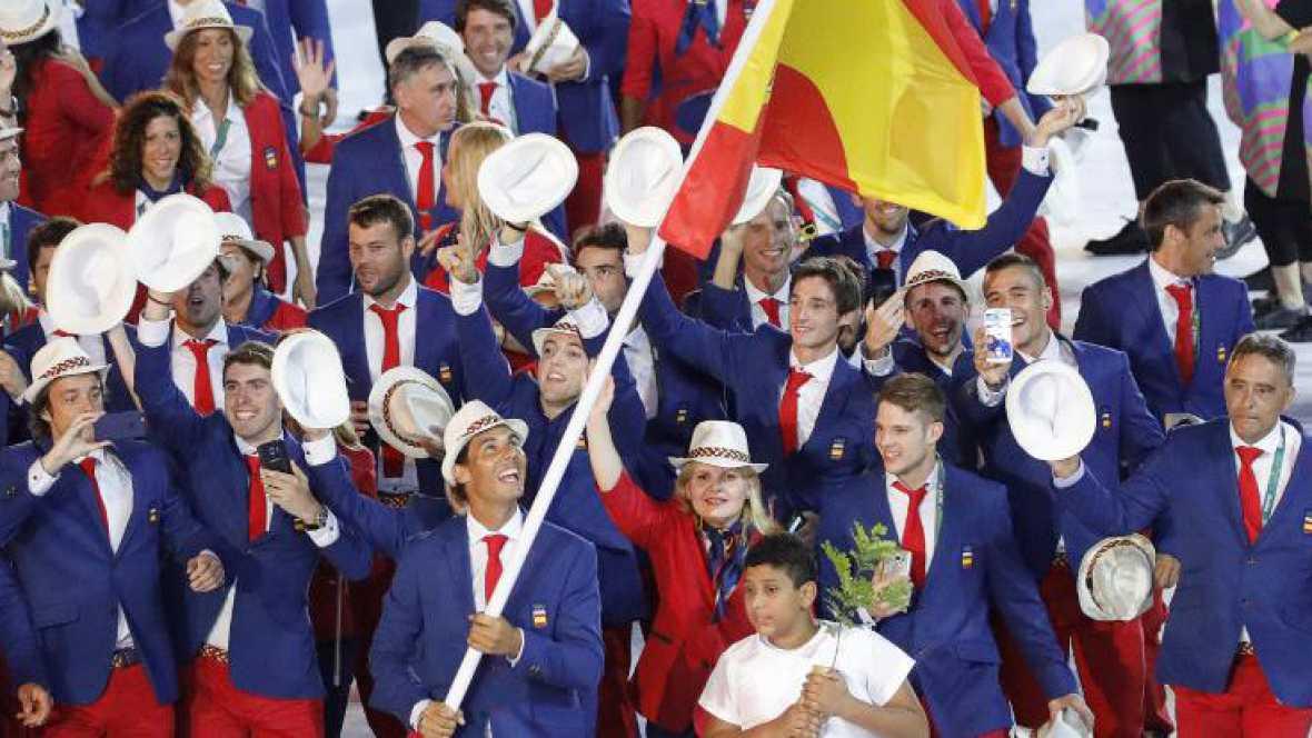 Punto de enlace - Los secretos de los deportistas olímpicos españoles - 16/09/16 - escuchar ahora