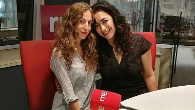 La sala - María Isasi, Marta Aledo, Marta Etura, Eduardo Noriega: de las tablas a la tele - 17/09/16 - Escuchar ahora