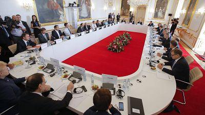 Europa abierta - Bratislava: Europa en su momento más crítico - escuchar ahora
