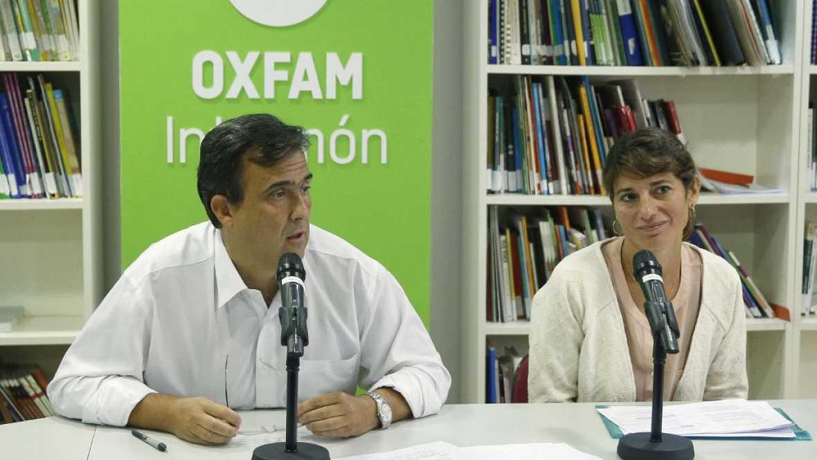 Artesfera - Informe Oxfam Intermón: 'España suspende en la respuesta a la crisis mundial de desplazados' - 16/09/16 - escuchar ahora