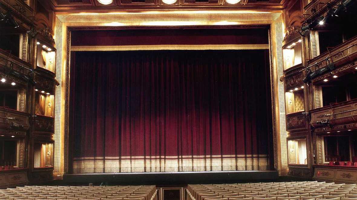 Documentos RNE - El Teatro de la Zarzuela, escenario de la vida lírica española, este sábado en 'Documentos RNE - Escuchar ahora