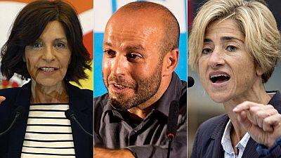 Radio 5 actualidad - Elecciones autonómicas 25S: Cristina Losada (C's Galicia), Luis Villares (En Marea) y Pili Zabala (Podemos Euskadi) - Escuchar ahora