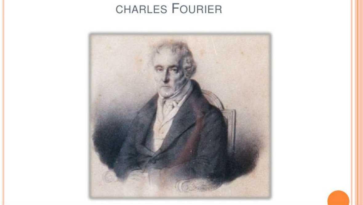 Jardín de quimeras - Charles Fourier - 17/09/16 - Escuchar ahora