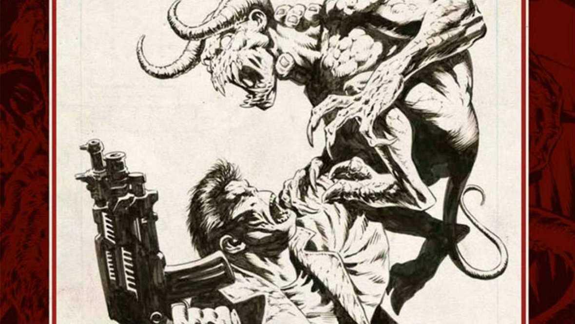 Viñetas y bocadillos - 'Monstruosidades' de Steve Niles y Bernie Wrightson - 18/09/16 - Escuchar ahora