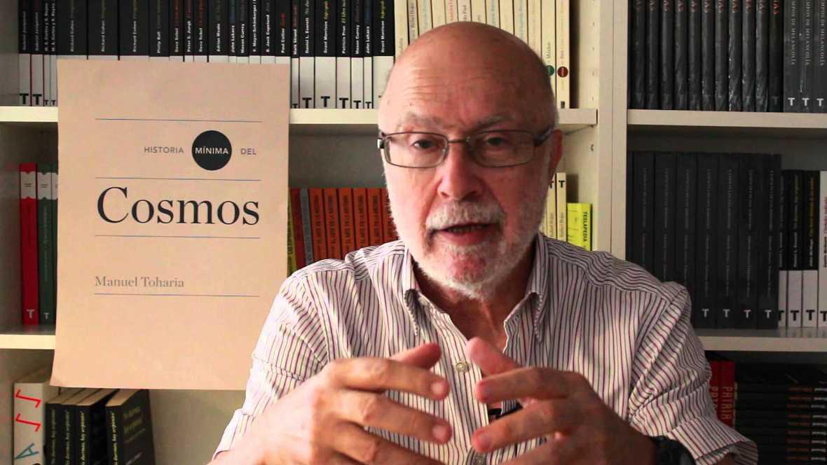 Biblioteca básica -  'Historia Mínima del Cosmos'- 18/09/16 - Escuchar ahora