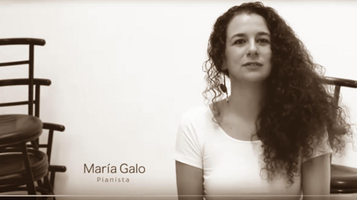 Mujeres y música - María Galo - 18/09/16 - Escuchar ahora