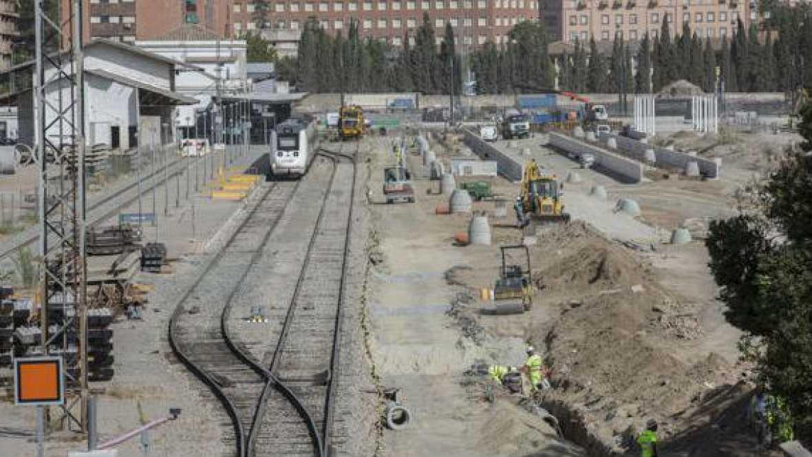 Contra el aislamiento ferroviario en Granada - Escuchar ahora