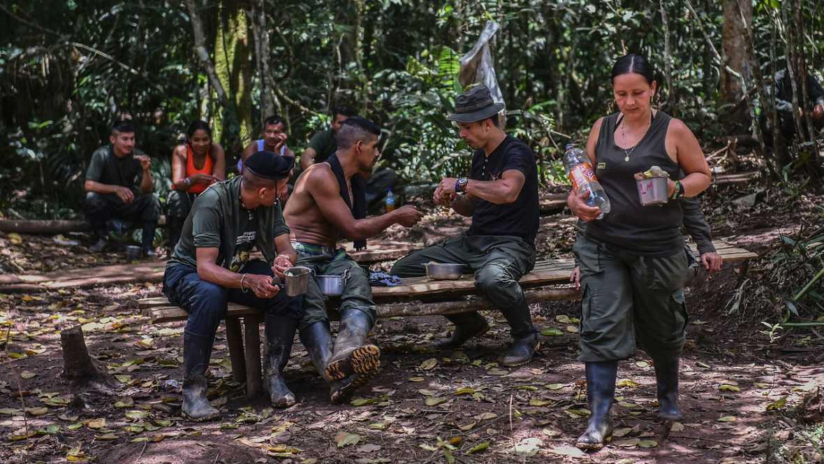 Boletines RNE - Conferencia de las FARC para despedirse de las armas - Escuchar ahora