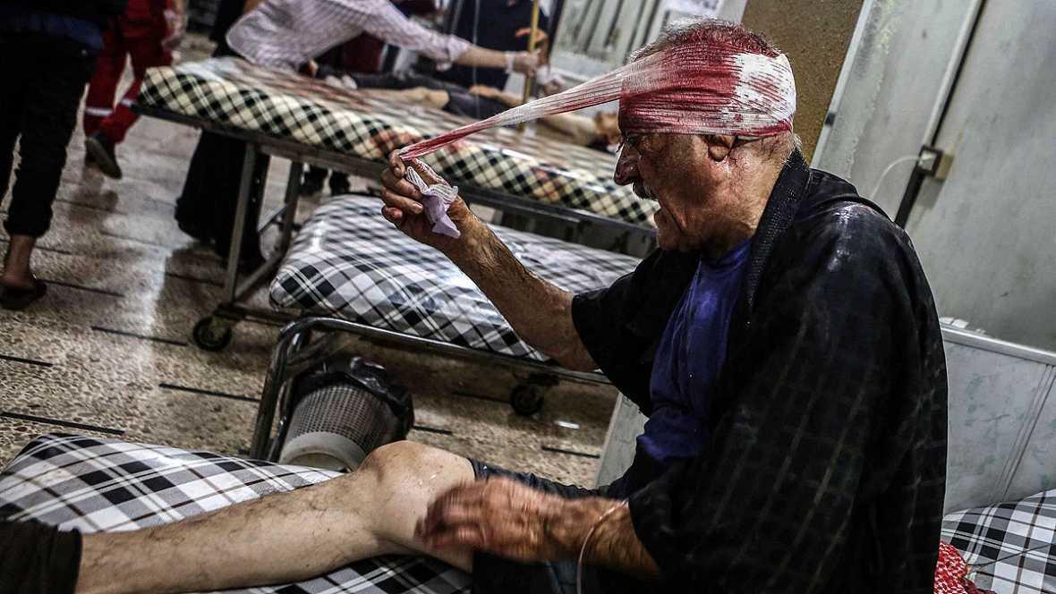 EE.UU. bombardea por error a las tropas sirias en pleno alto el fuego