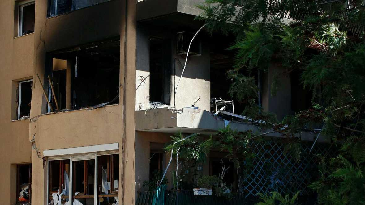 Un muerto y 17 heridos por una explosión - Escuchar ahora