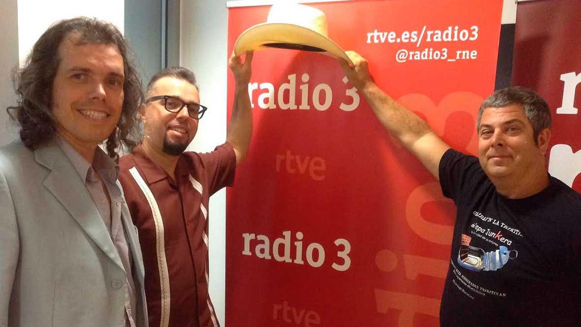 Especiales Radio 3 - Mercat de Música Viva de Vic 2016 - 18/09/16 - escuchar ahora