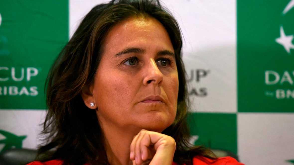 """Tablero Deportivo - Conchita Martínez: """"La unión ha sido importantísima"""" - Escuchar ahora"""