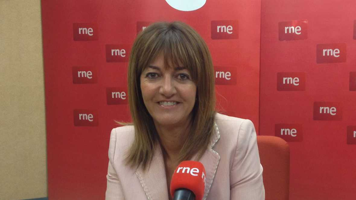 Las mañanas de RNE - Elecciones autonómicas 25S: Idoia Mendia (PSE-EE) - Escuchar ahora