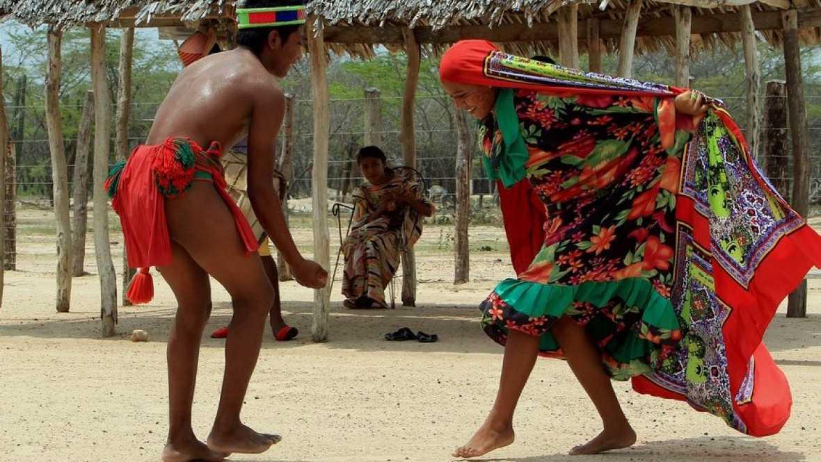 Hora Amáerica en Radio 5 - Exposición 'Wayúu' - 19/09/16 - Escuchar ahora