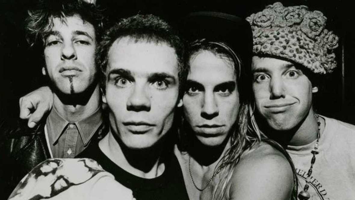 Retromanía - Red Hot Chili Peppers, los más marcianos de la galaxia