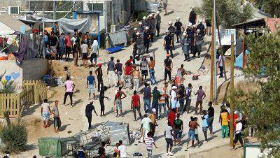 Países en conflicto - Refugiados atrapados - 20/09/16 - Escuchar ahora