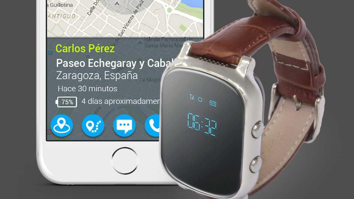 Marca España - Reloj localizador orientado a personas mayores - escuchar ahora