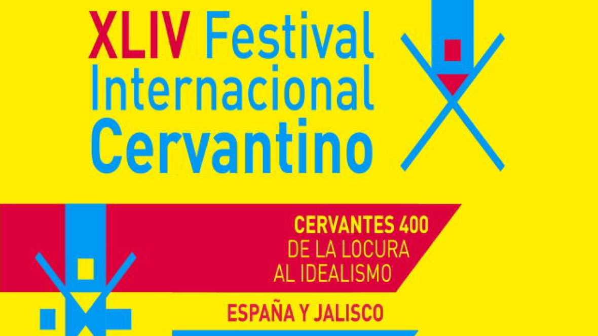 Punto de enlace - Homenaje mundial a Cervantes en el festival de Guanajuato - 21/09/16 - escuchar ahora