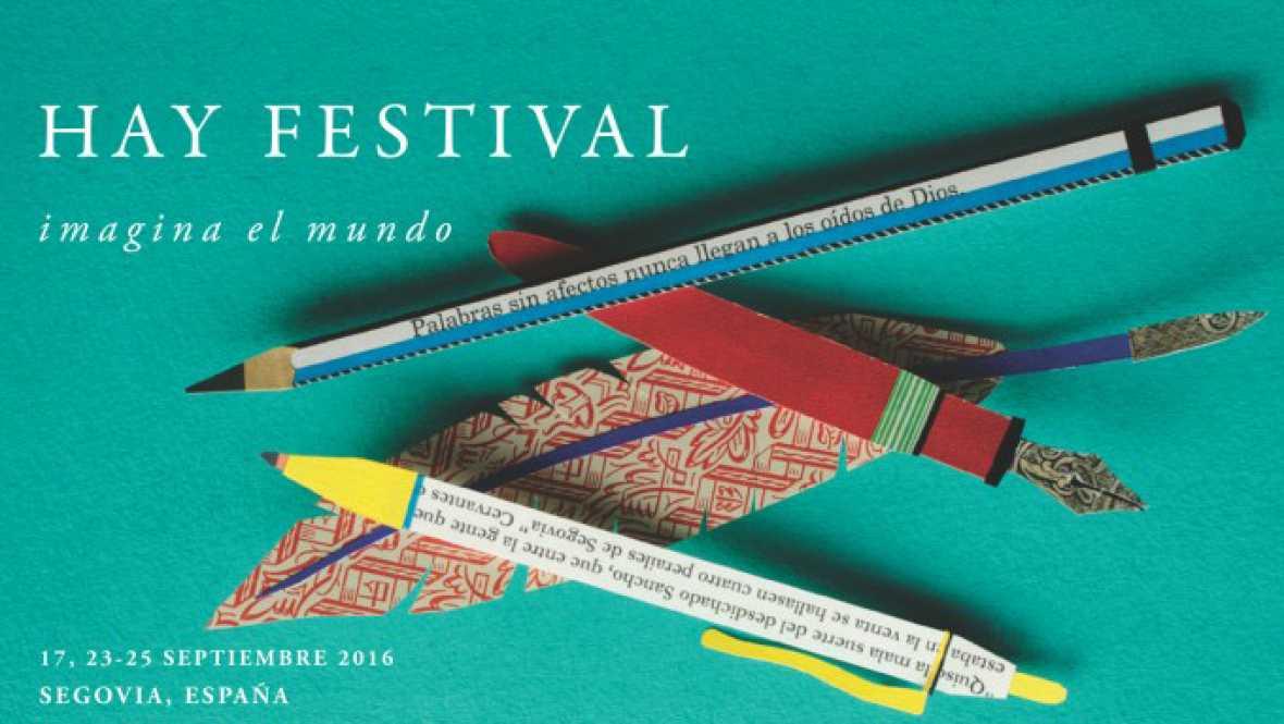 Artesfera - 'El taller de los sueños' en el Hay Festival de Segovia - 21/09/16 - escuchar ahora