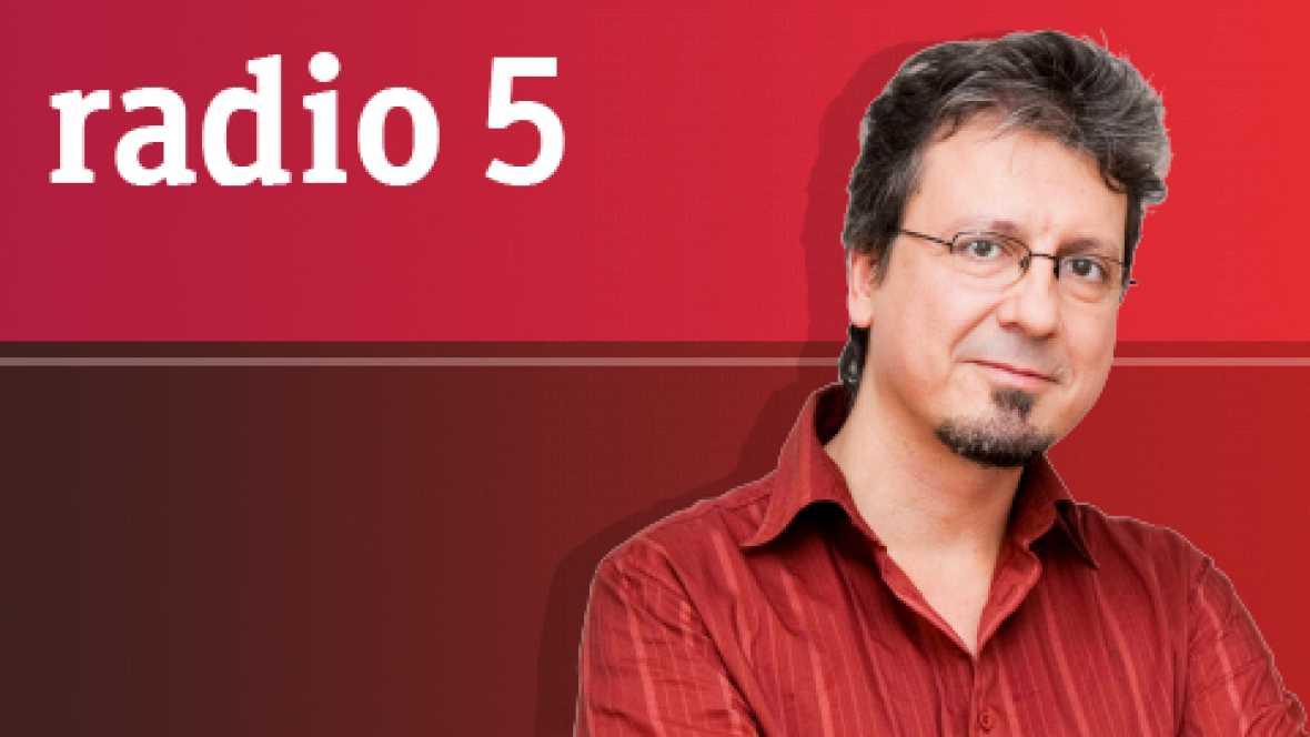El palabrero - El báculo y la 'baguette' - 22/09/16 - Escuchar ahora