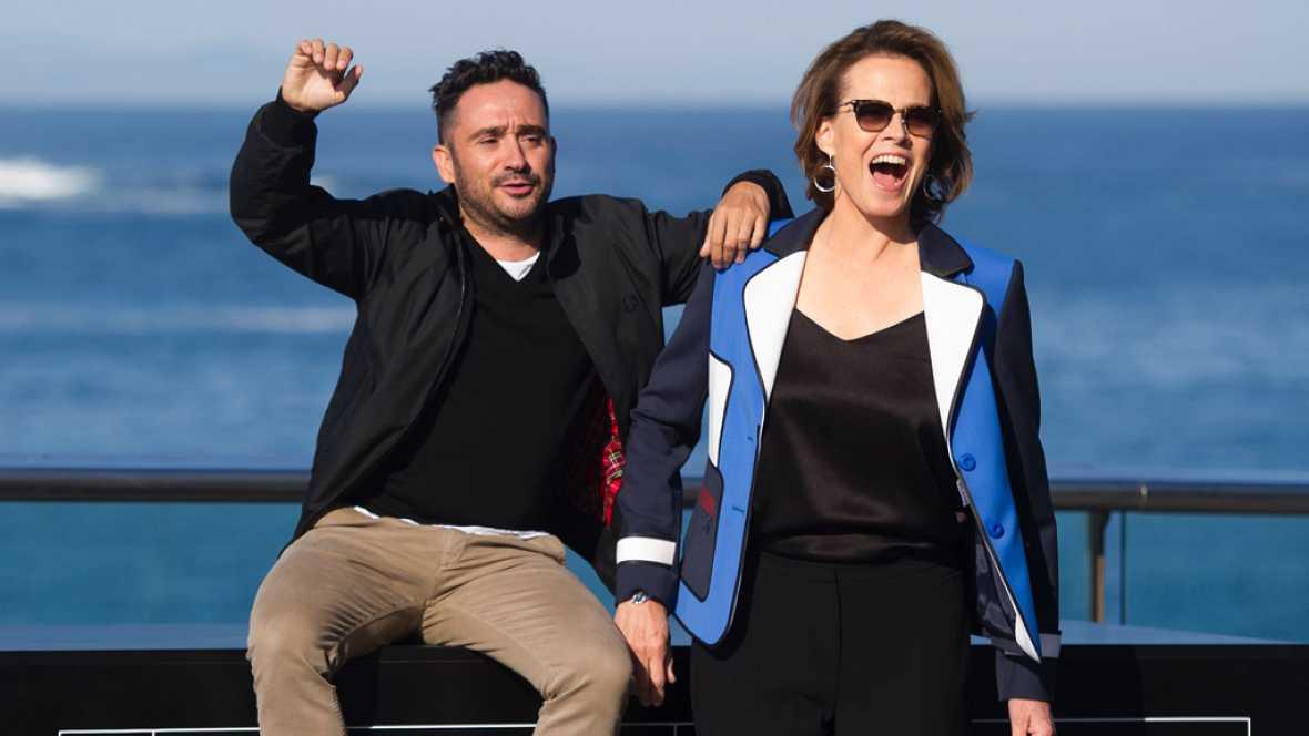 'De película' desde el Festival de San Sebastián - escuchar ahora