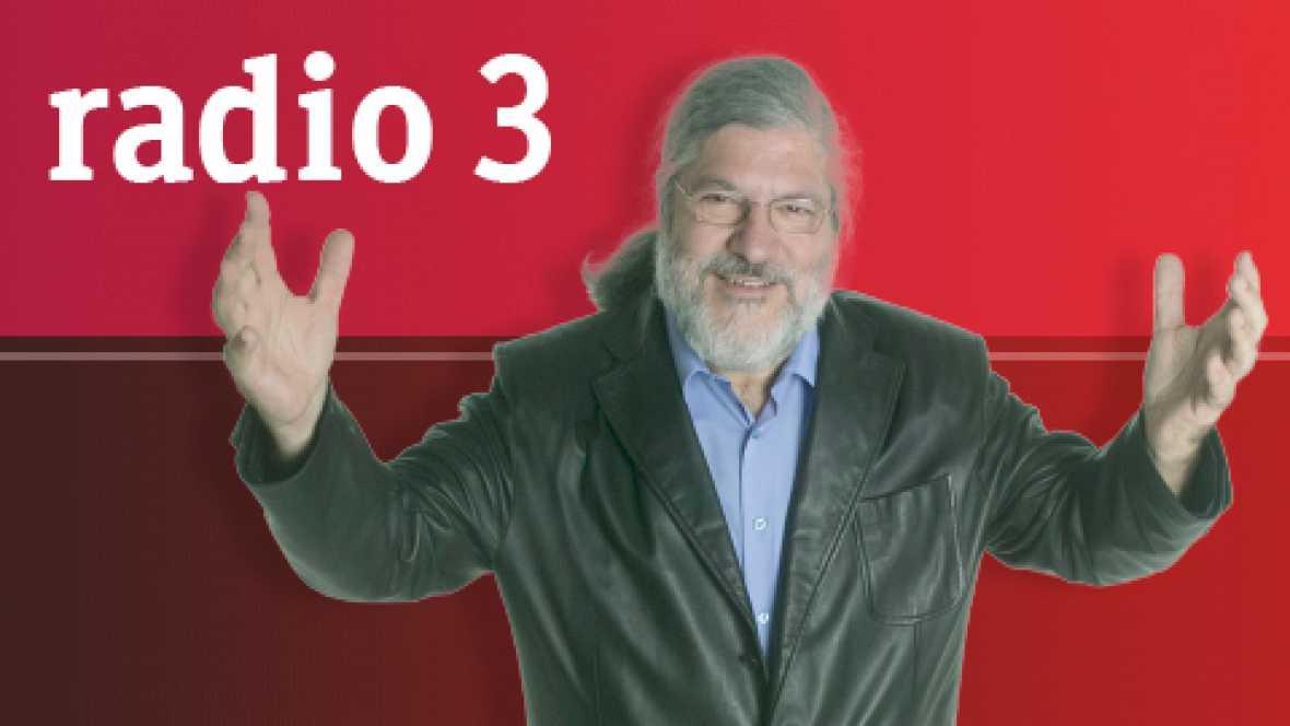 Discópolis Jazz 9498 - Antonio Lizana 1ª - 01/10/16 - escuchar ahora