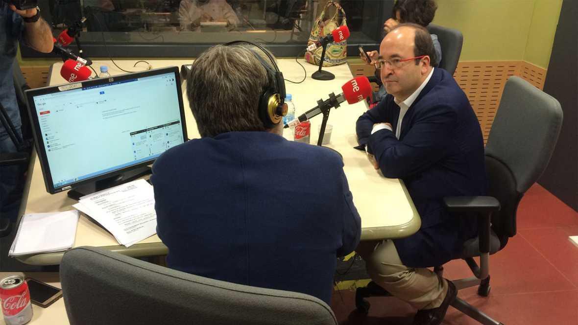 El matí a Ràdio 4 - Entrevista a Miquel Iceta (PSC)