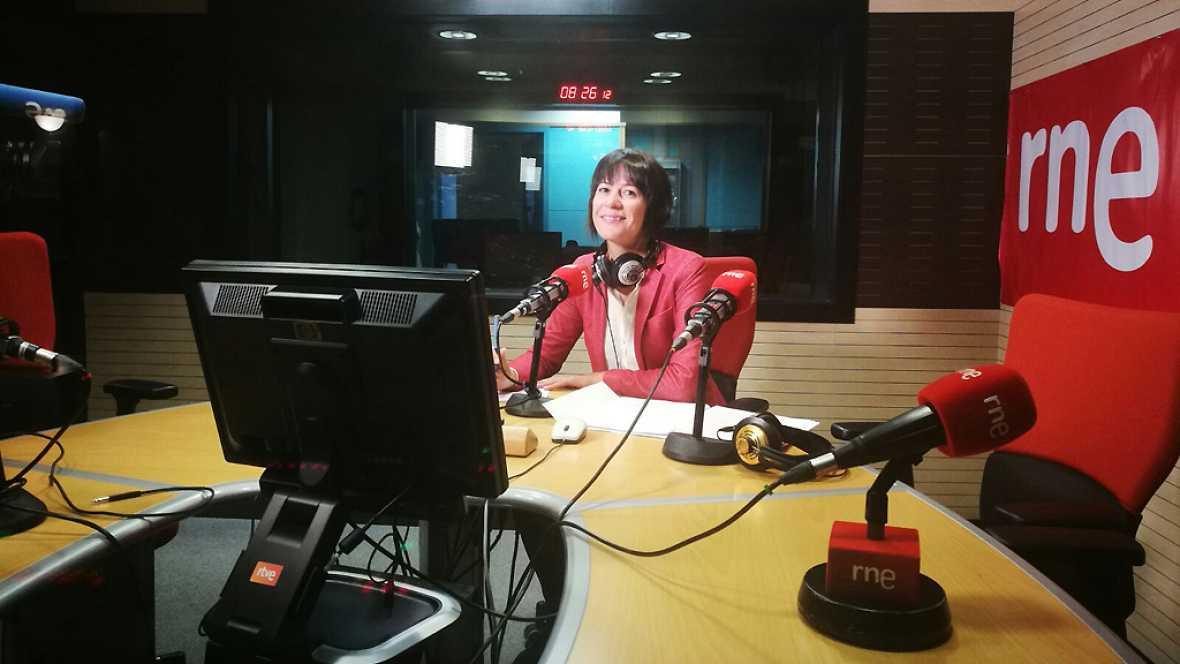 Las mañanas de RNE - Elecciones autonómicas 25S: Ana Pontón (BNG) - Escuchar ahora
