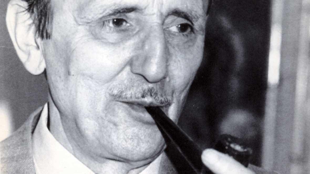 Las cuñas de RNE - Antonio Buero Vallejo, este sábado en 'Documentos RNE' - Escuchar ahora