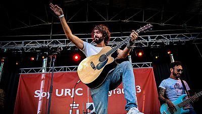 Izal en la Fiesta Radio 3 en URJC - 23/09/16 - Escuchar ahora