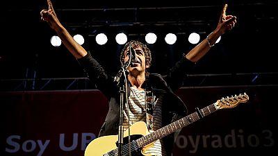 Sidonie en la Fiesta Radio 3 en URJC - 23/09/16 - Escuchar ahora