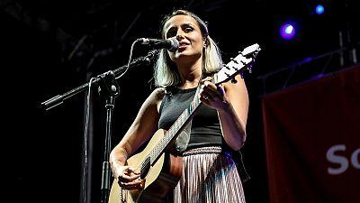Zahara en la Fiesta Radio 3 de URJC - 23/09/16