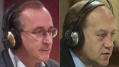 Radio 5 actualidad - Elecciones autonómicas 25S: Alfonso Alonso (PP) y Xoaquín Fernández Leiceaga (PSdeG) - Escuchar ahora