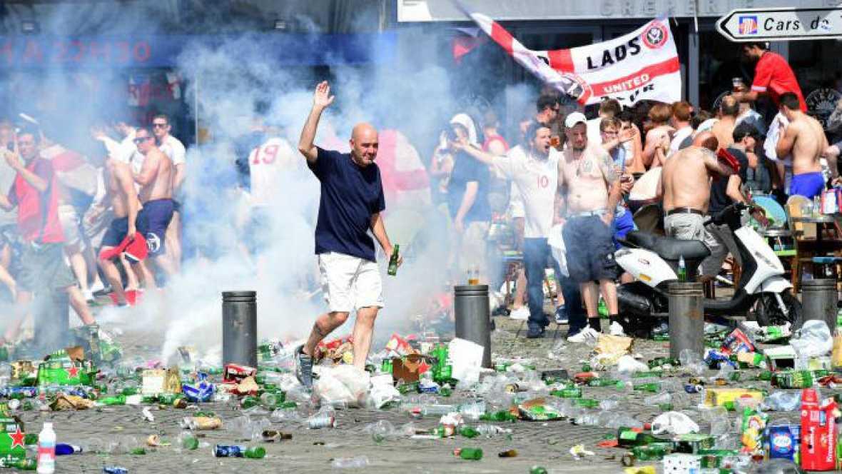 No juegues contra el deporte - Expediente disciplinario de la UEFA - 24/09/16 - Escuchar ahora