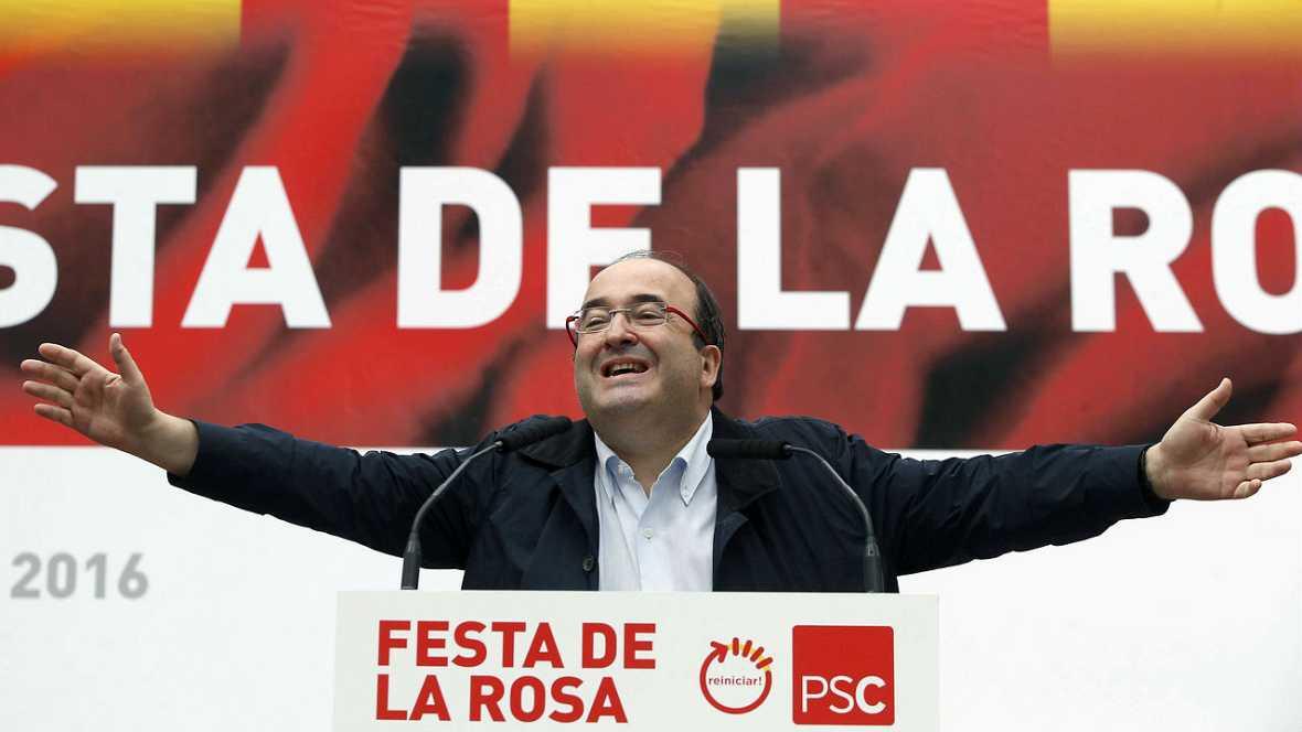 Miquel Iceta le pide a Sánchez que aguante - Escuchar ahora