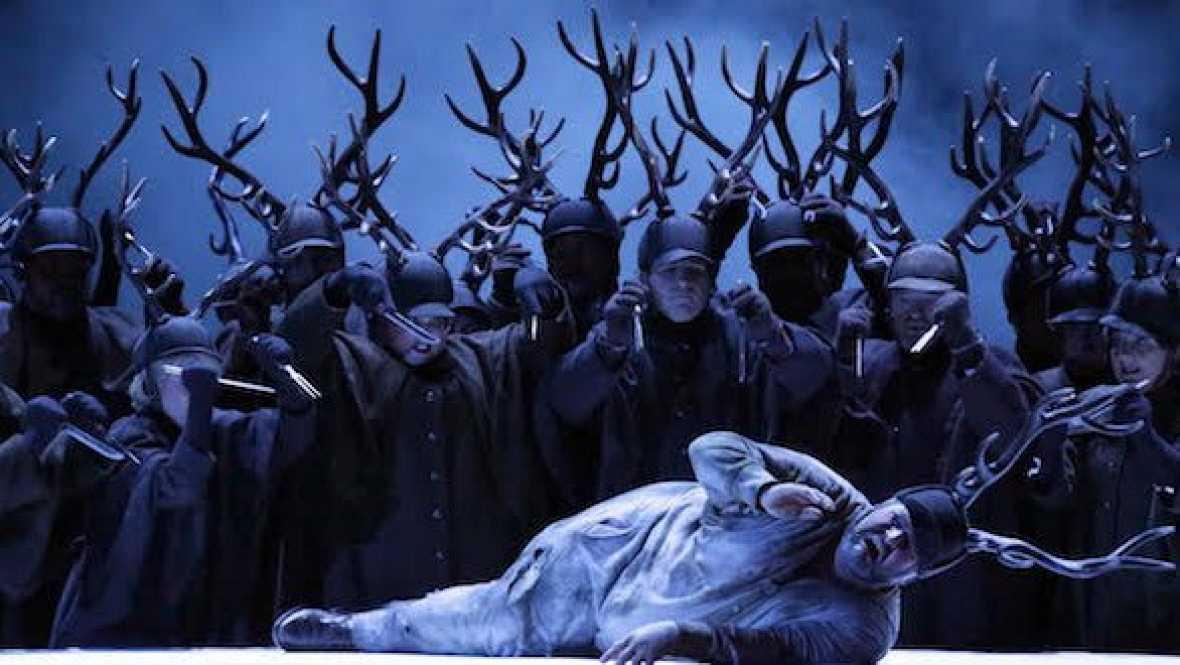 """El fantasma de la ópera - VERDI: """"Falstaff"""" - 24/09/16 - escuchar ahora"""