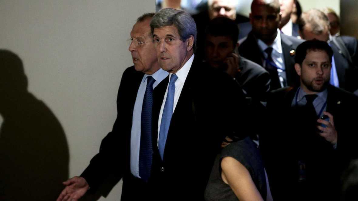 Boletos RNE - USA y la UE responsabilizan a Rusia de restablecer la tregua en Siria - Escuchar ahora
