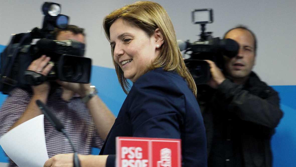 Especial elecciones Galicia y P. Vasco - Los socialistas gallegos toman distancia ante los sondeos - Escuchar ahora