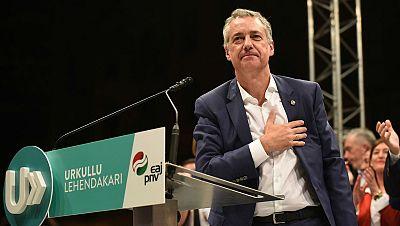 """Especial elecciones Galicia País Vasco - Urkullu: Nosotros queremos un pacto con el Estado para tener autogobierno y no alimentar frentes"""" - Escuchar ahora"""