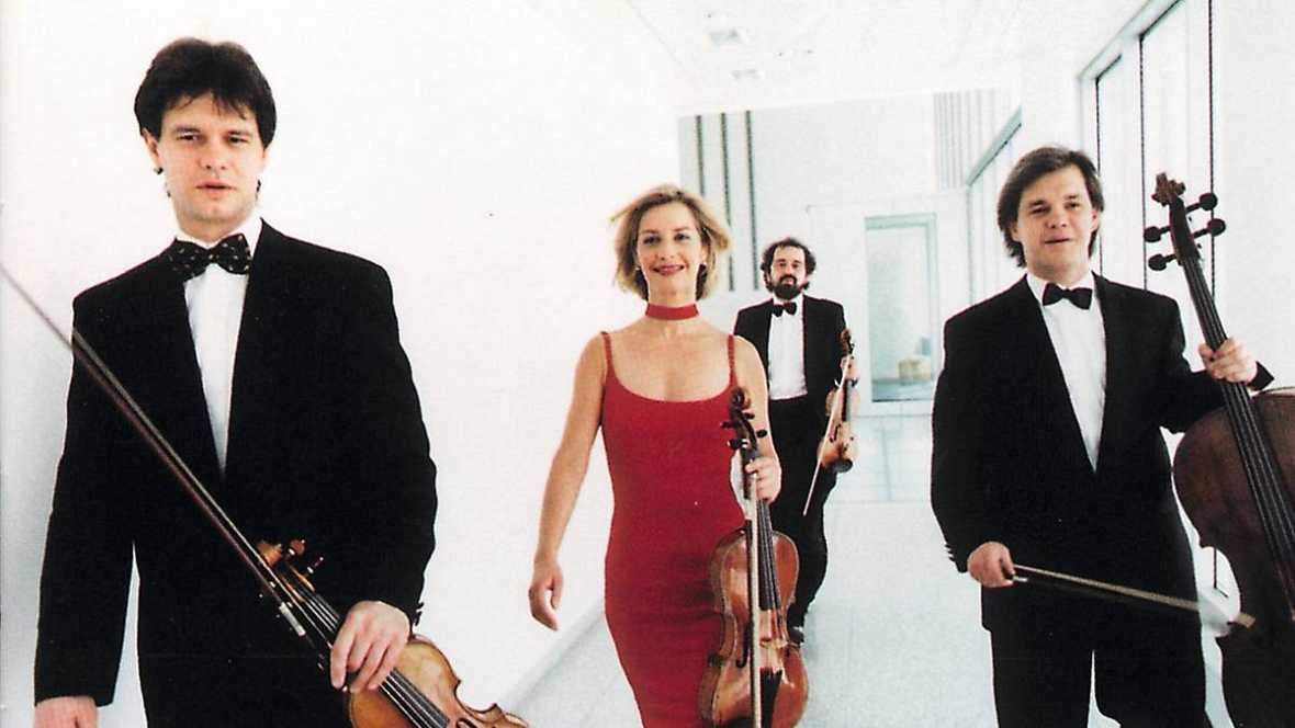 La recámara - 110 Aniversario Shostakovich - 25/09/16 - escuchar ahora