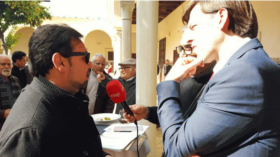 Amigos de Radio Exterior de España - Bienal de Flamenco, comunicación y radio - 26/09/16