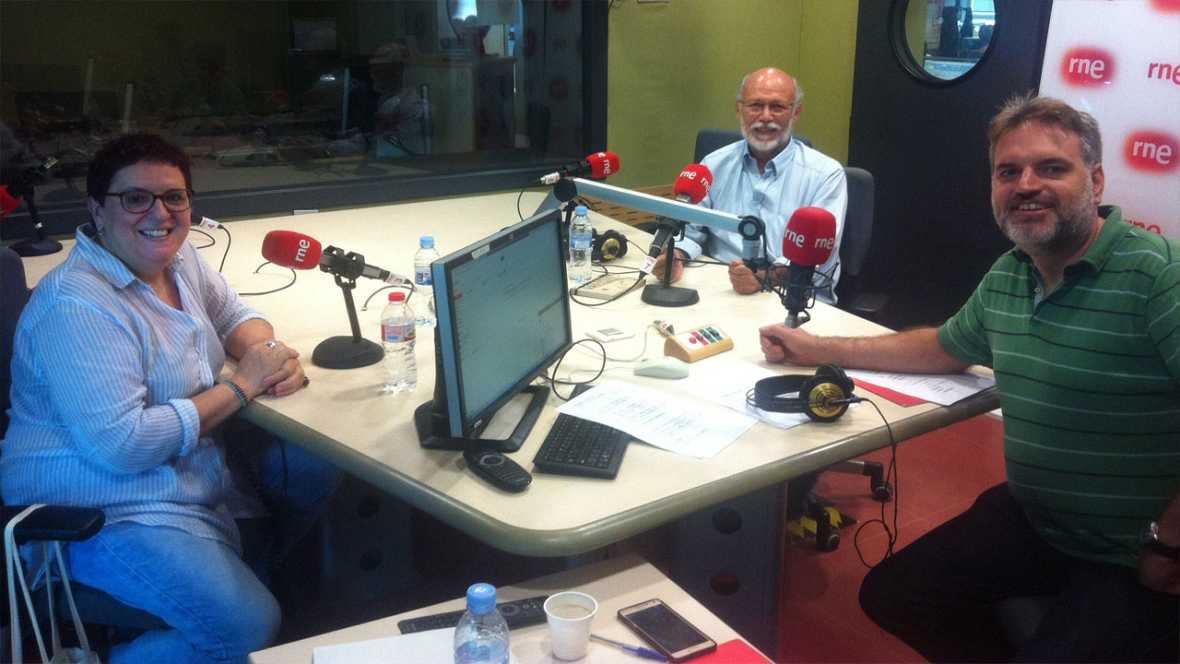 El matí a Ràdio 4 - Coneixes el projecte 'Enveualta'?