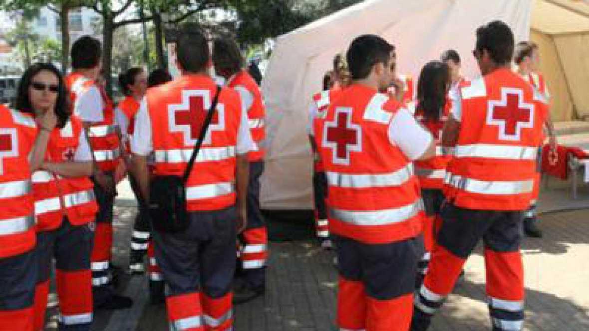 Cruz Roja - El voluntariado - 27/09/16 - Escuchar ahora