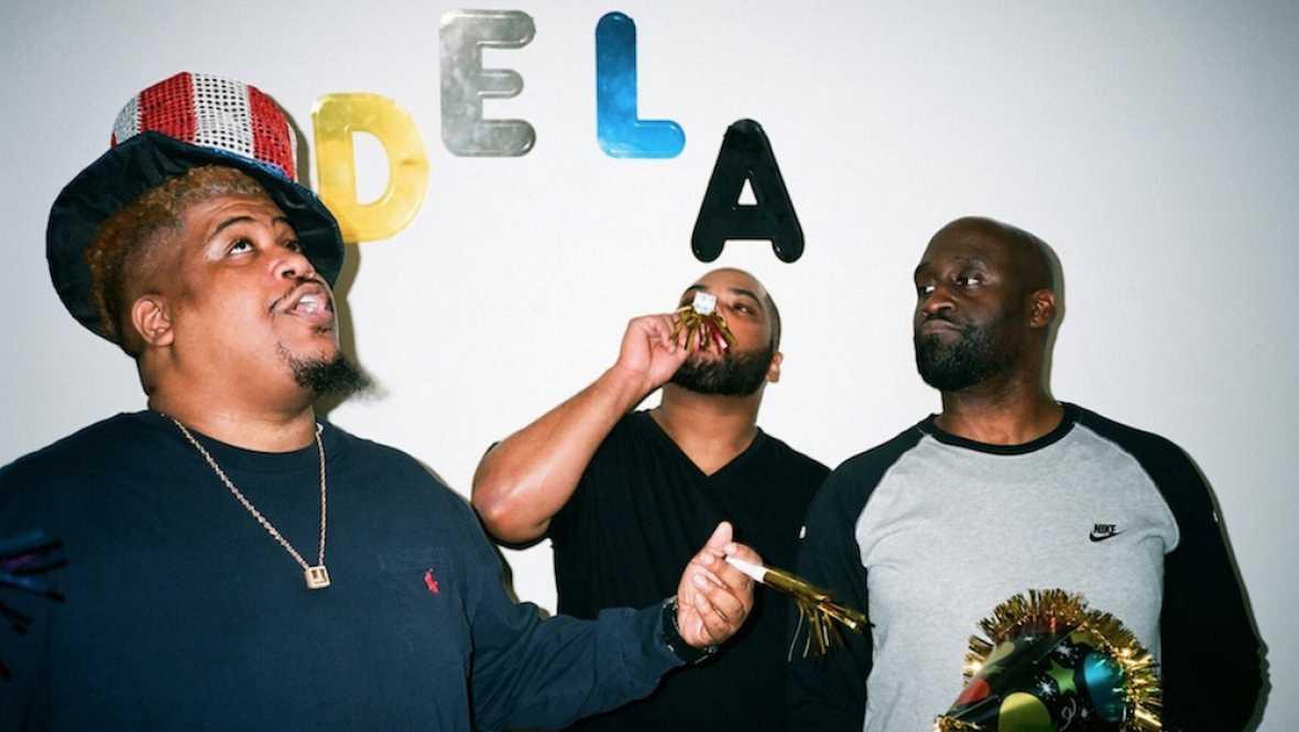 Retromanía - De La Soul y el hip hop comprometido - 10/10/16 escuchar ahora