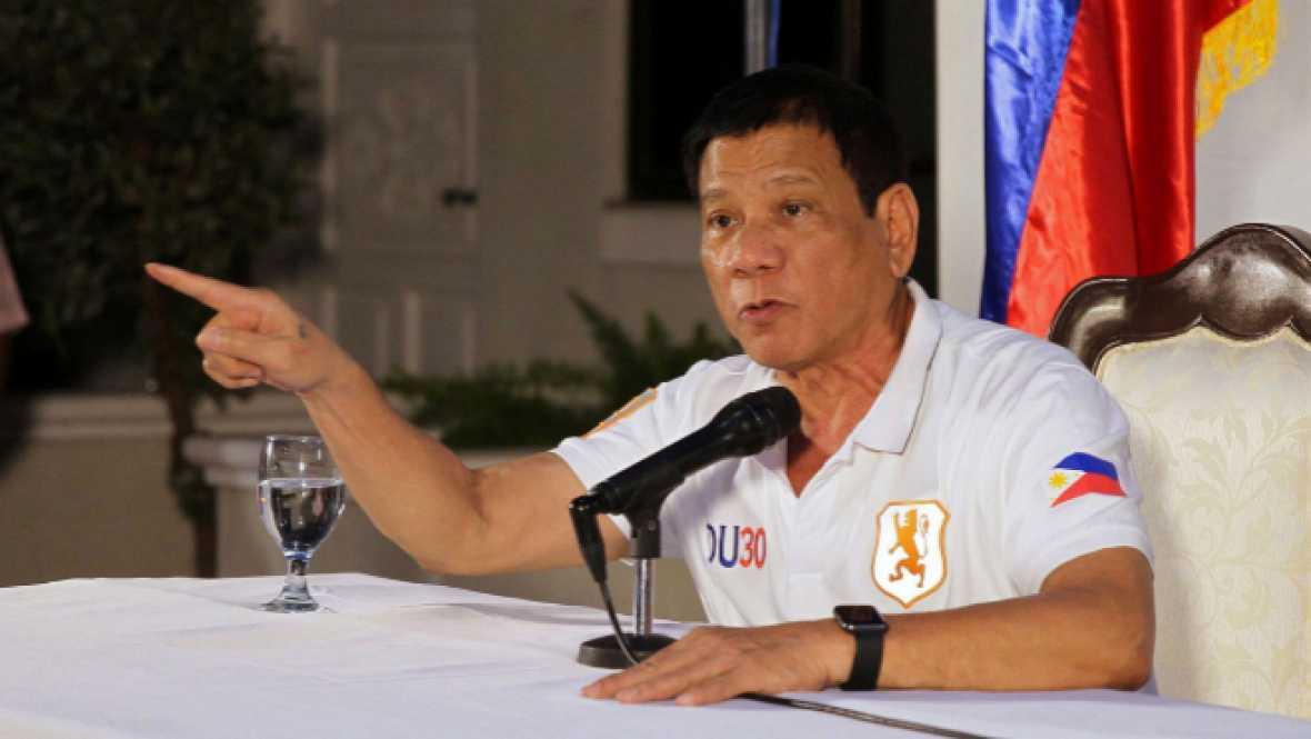 Asia hoy - Filipinas: negociaciones de paz - 27/09/16 - escuchar ahora