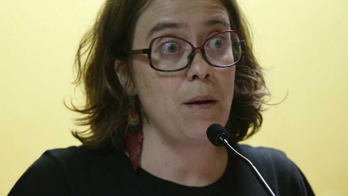 """Las mañanas de RNE - Eulàlia Reguant (CUP) pide un referéndum """"pactado o no"""" - Escuchar ahora"""