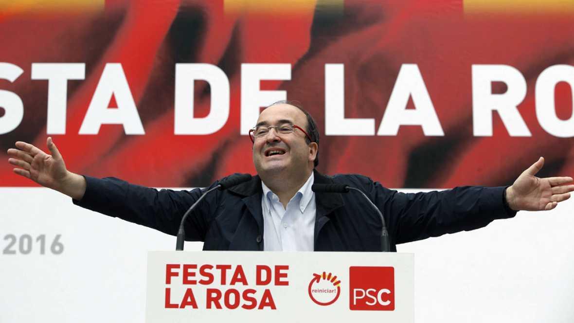 """Las mañanas de RNE - Iceta: """"No voy a votar a favor ni me voy a abstener"""" - Escuchar ahora"""
