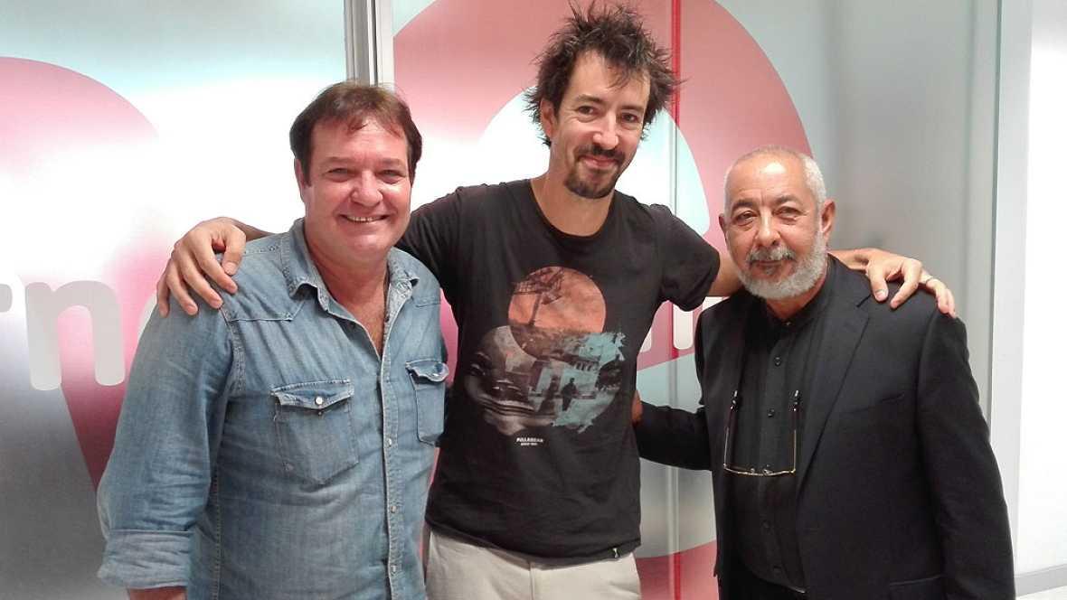 Las mañanas de RNE - 'Vientos de la Habana' lleva al cine al Mario Conde de Padura - Escuchar ahora